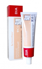 Крем для ног питательный DIA Cosmetics